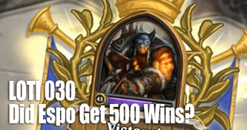 030 Did Espo Get 500 Wins