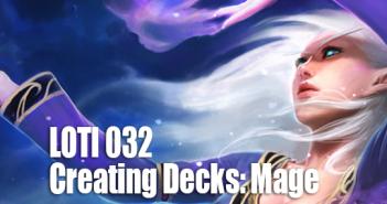 Creating Decks Mage