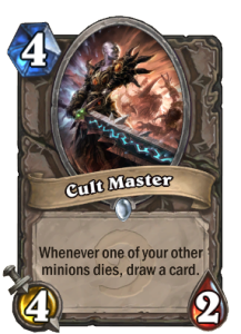 Cult Master