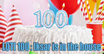 100 Iksar in the house