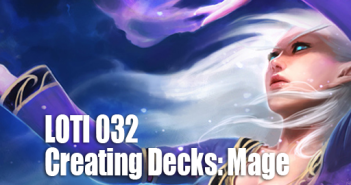 Creating Decks Mage